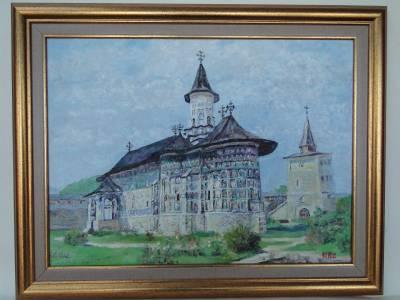 Poza Manastirea Sucevita
