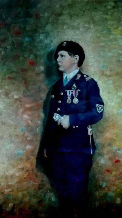 Poza Marele Voievod de Alba-Iulia (Regel