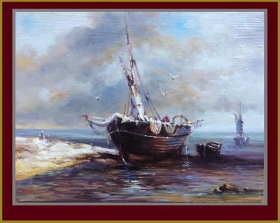 Poza marina - vintage 3