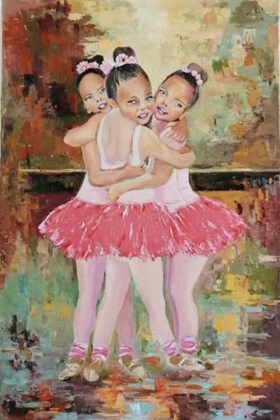 Poza Micutele balerine