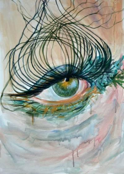 Poza Modern eye