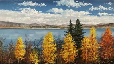 Poza Montana de toamna 2020