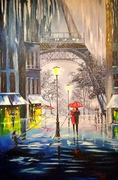 Poza Ninge la Paris 2
