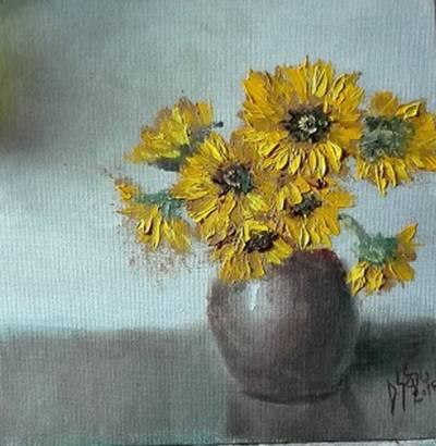Poza Numai flori insorite
