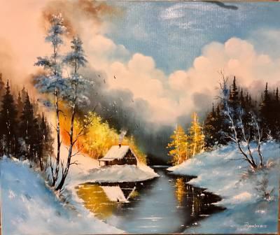 Poza O iarna de poveste