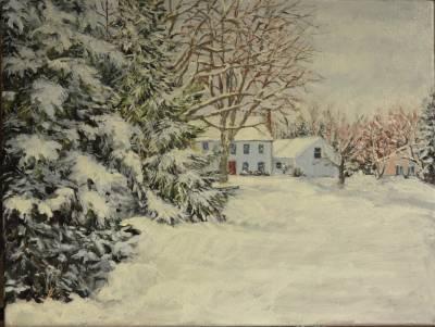 Poza O iarna liniștită