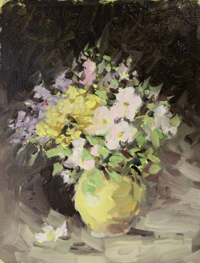 Poza Oala cu flori