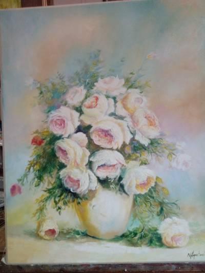 Poza Ol cu trandafiri
