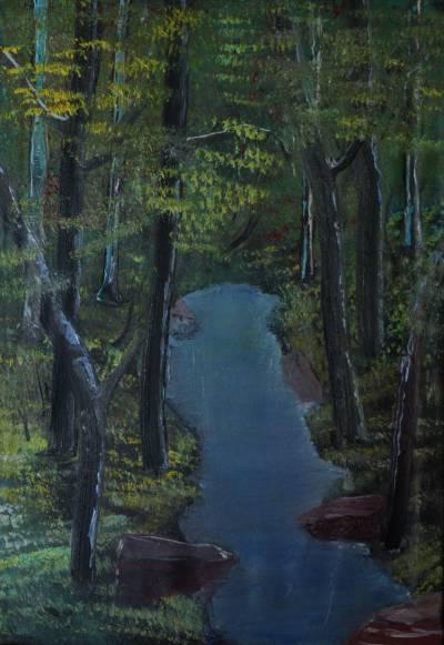 Poza Pădure