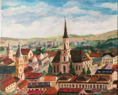 Poza Panorama Cluj Koloszvar