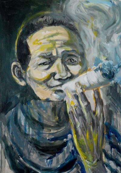 Poza Peace pipe