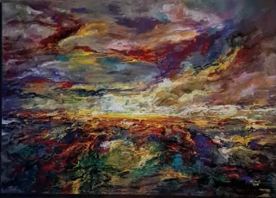 Poza Peisaj abstract