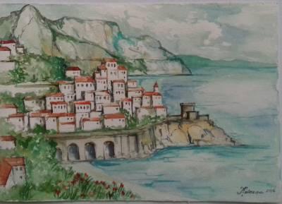 Poza Peisaj Amalfi