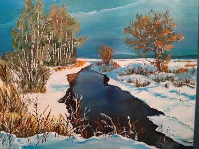 Poza Peisaj de  iarna
