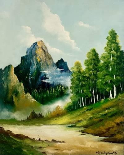 Poza Peisaj de munte