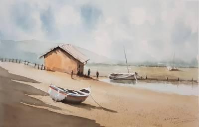 Poza peisaj marin