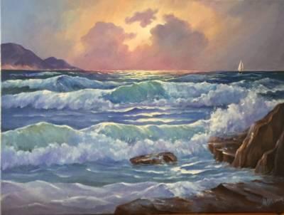 Poza Peisaj marin 3