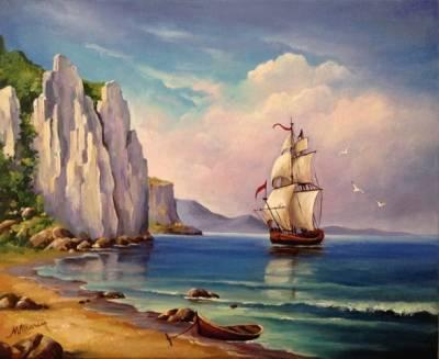 Poza Peisaj marin -4