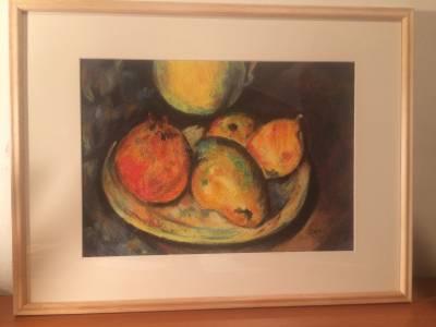 """Poza """"Platou cu fructe"""""""