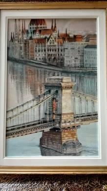 Poza Podul cu lanturi - Budapesta