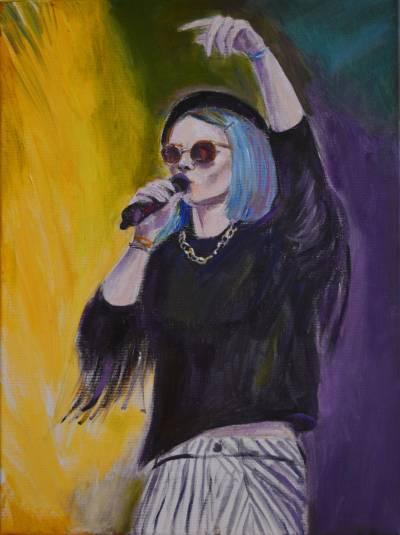 Poza Pop concert