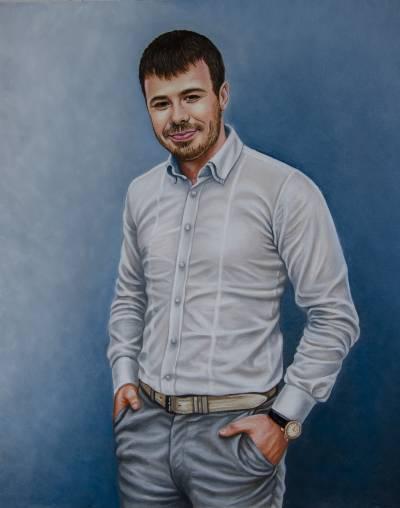 Poza Portret de bărbat
