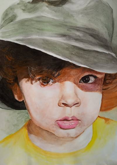 Poza Portret de copil 1