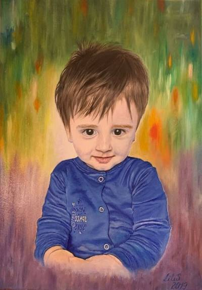 Poza Portret de copil
