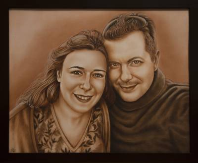 Poza Portret de cuplu