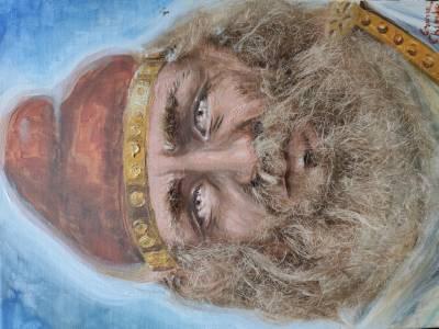 Poza Portret de dac