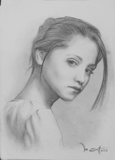 Poza Portret de fată