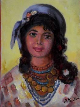 Poza portret tarancuta