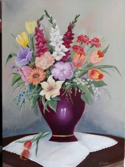 Poza Prietenie in vaza