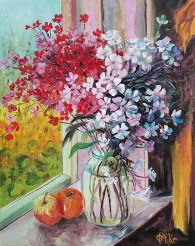 Poza Primavara la fereastra