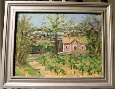 Poza Primavara lui Pissaro