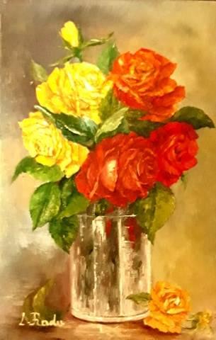 Poza Primii trandafiri
