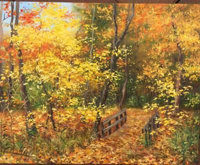 Poza Printre frunze si culori