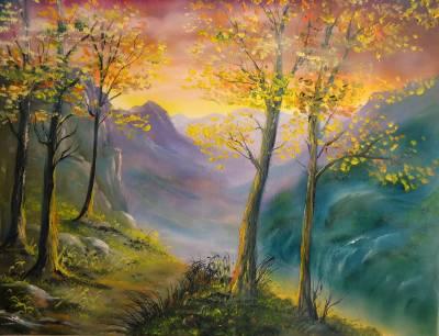 Poza Privind peste vale