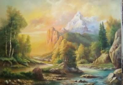 Poza Rau de munte