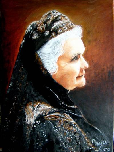 Poza Regina Elisabeta a Romaniei