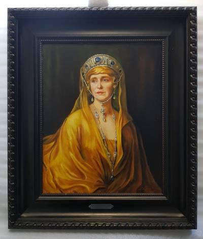 Poza Romania 100,Regina Maria 1