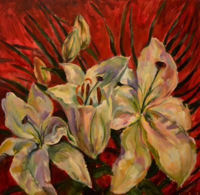 Poza Royal lilies
