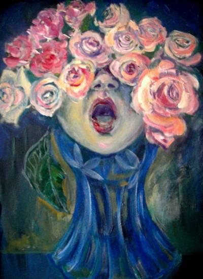 Poza Scream of roses