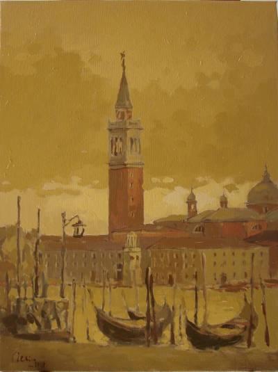 Poza Seara in Venetia