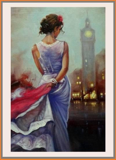 Poza seara londoneza
