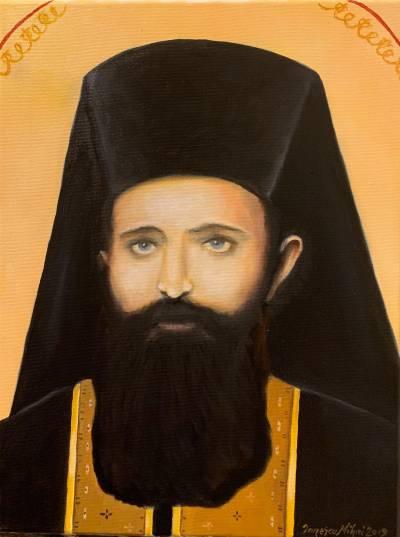 Poza Sf. Ioan Hozevitul