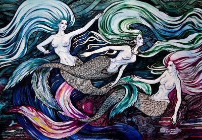 Poza Sirenele