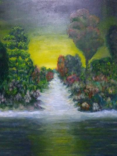 Poza Spre râu