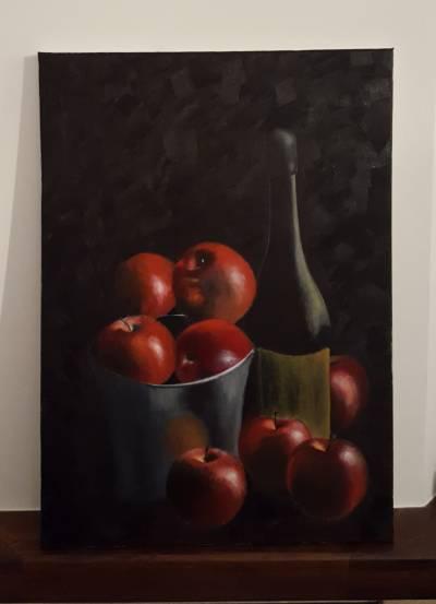 Poza Static cu mere