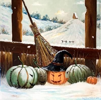 Poza The Pumpkin Family